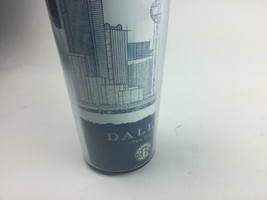 Original Starbucks DALLAS THE BIG D Tumbler 16oz 2004- 2006 Architect Se... - $14.67