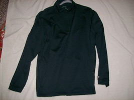JACKET (MENS): IZOD Pull Over Cool FX Series XL Black 92% Cotton/8% Poly - $24.99