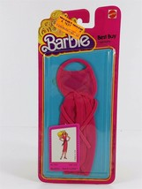 Barbie Best Buy Fashions 1356 Pink Halter Dress 1978 Original Clothing MOC - $39.59