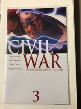 Civil War #3 First Print (2006) - $12.00