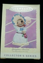 Vintage Hallmark Keepsake Springtime Bonnets 1995 Ornament - $4.99