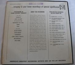 Four Seasons Folk Nanny Vee Jay VJ LP 1082 Stereo Sealed ULTRA RARE PROMO COPY image 2