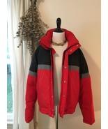 Vintage EMS Eastern Mountain Sport Puffer Ski Jacket Mens Medium Goose D... - $60.97