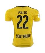 New PULISIC #22 Borussia Dortmund Home Soccer J... - $29.99