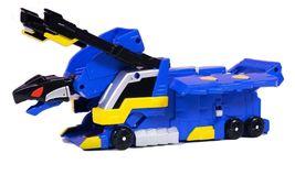 Pasha Mecard Megastarter Star Boogie Transformation Toy Car Action Figure image 5