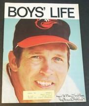 Sept. 1971 Boy's Life Brooks Robinson Baltimore Orioles Cover - $9.89