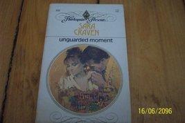 Unguarded Moment (Harlequin Presents) [Paperback] Craven, Sara