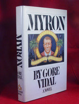 Gore Vidal MYRON 1st edition in jacket. Nice copy. - $48.02