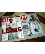 Lot (2) Formula F1 RACING Magazines w/ LEWIS HAMILTON (June 2007 & March... - $11.66