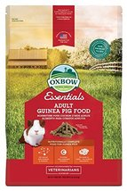 Oxbow Animal Health Cavy Cuisine Adult Guinea Pig Fortified Small Animal... - $16.43