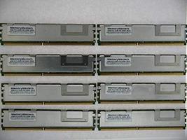 32GB KIT 8X4GB HP Hewlett Packard Workstation xw8400 xw8600 FBDIMM RAM M... - $69.29