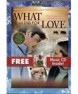 What I Did for Love ~ BONUS 10 SONGS ~  BRAND NEW ~ FREE SHIPPING ~ - $5.47