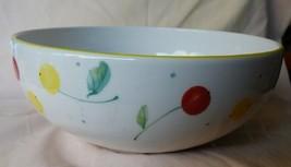 "1995 MIKASA Berry Jubilee #DW106 8"" Round Vegetable Bowl - $20.00"