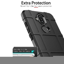 Shockproof Protector Cover Full Coverage Silicone Case for Nokia 8.1 / X7(Grey) - $6.12