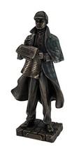Resin Statues Detective Sherlock Holmes Metallic Bronze Statue 3 X 11 X ... - $80.53