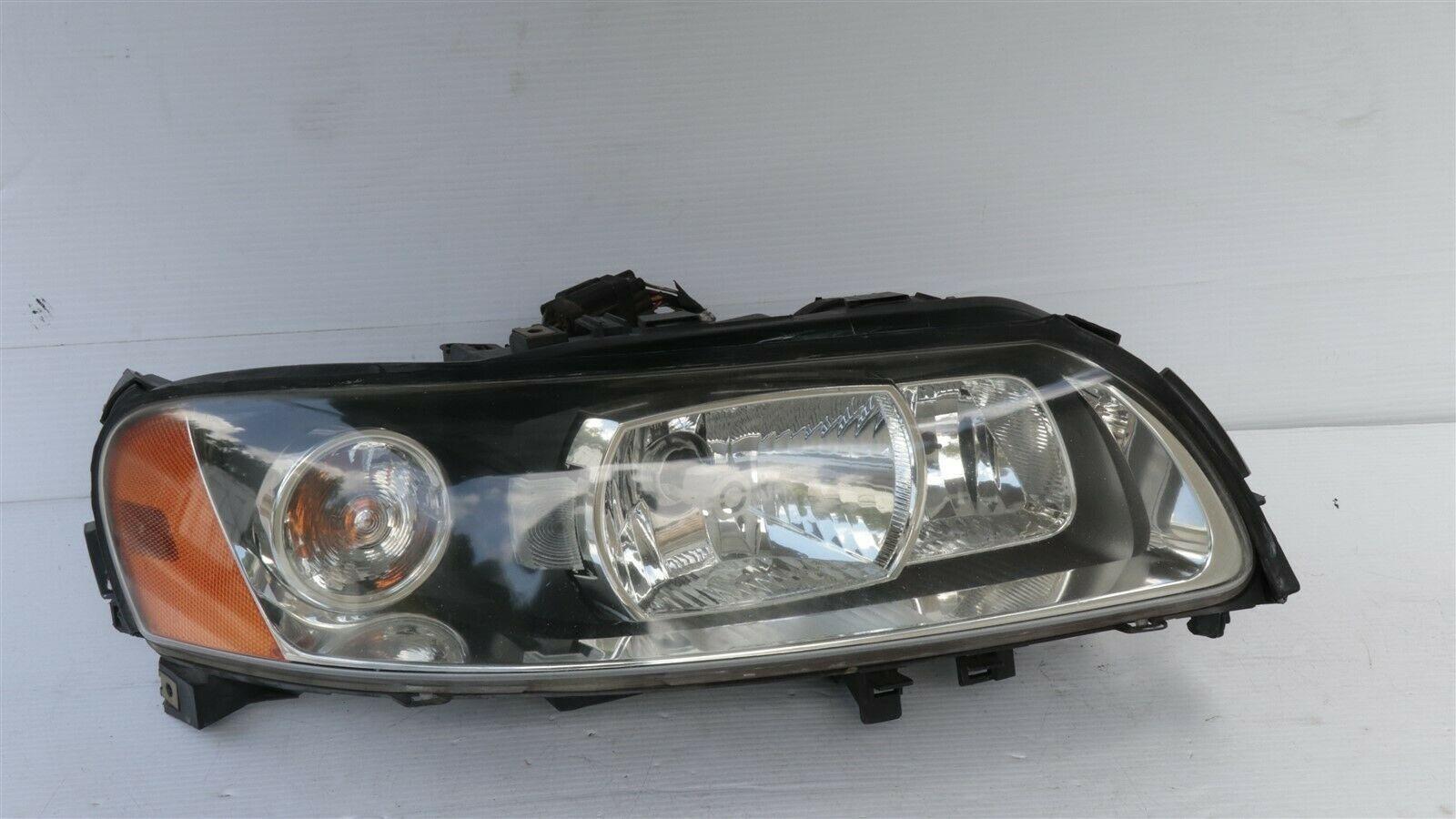 05-09 VOLVO S60 HID Xenon Headlight lamp Passenger Right RH -30698855