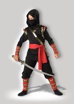 InCharacter Ninja Warrior Fighter Combat Childrens Boys Halloween Costum... - $31.89