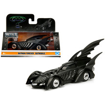 1995 Batman Forever Batmobile 1/32 Diecast Model Car by Jada 98717 - $15.86