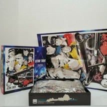 Star Trek To Boldly Go Where No Man Has Gone Before 500 Piece Jigsaw Puzzle - $5.00