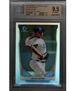 JULIO URIAS 2014 Bowman Chrome Refractor Draft Top Prospects #CTP14 Rook... - $58.41