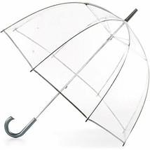 "47"" Clear See Through Full Dome Umbrella Handle Rain Bubble Travel Large... - $29.95"