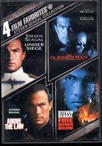 Steven Seagal Collection: 4 Film Favorites [2 Discs] DVD  - $7.50