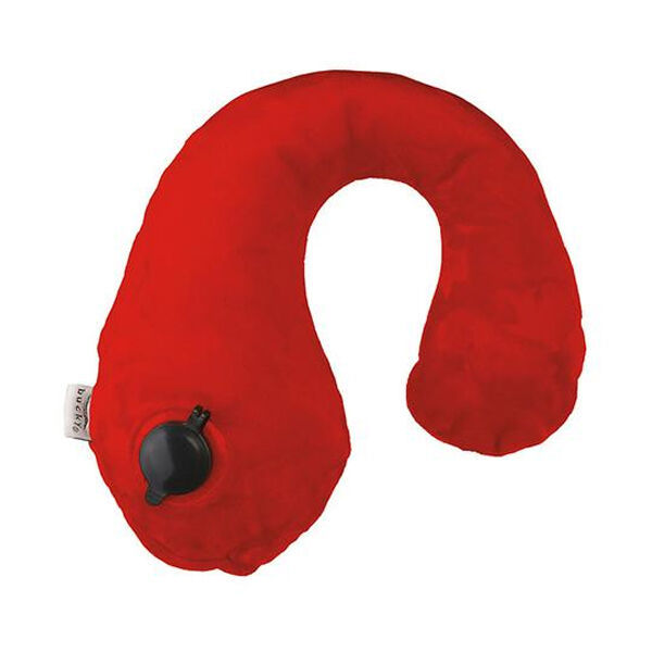 "Primary image for Bucky Gusto Inflatable Neck Pillow w/on Air Technology - 11"" x 12"""