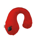 """Bucky Gusto Inflatable Neck Pillow w/on Air Technology - 11"""" x 12"""" - $22.12+"""