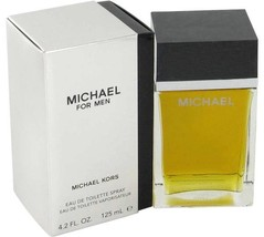 Michael Kors Michael Cologne 4.2 Oz Eau De Toilette Spray image 4