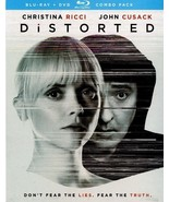 Distorted (Blu-ray + DVD, 2018) - $5.00