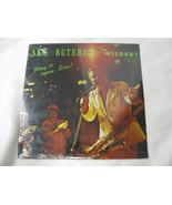 Sam Butera Play It Again Poor Boy PB1002 Vinyl Record Sealed LP SIGNED C... - $49.99