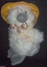 "The Ugly Duckling Plush Duck Stuffed Toy;New W/Tags~Squeeze Wing;16"";Com... - $29.99"
