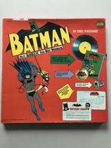 Batman Golden Records Boxed Club Set (1966) #GST9 - $297.00