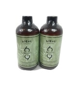Wen Lot Of 2 Sixthirteen Ultra Nourishing Cleansing Treatment Lemon Rose... - $45.53