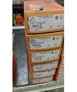 """1 1000 Pack 16-14 Gauge Vinyl ring Crimp Terminals 1/4"""" 6mm Stud RBV2-6 ... - $44.55"""