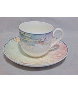 Villeroy & Boch Heinrich Summer Dreams Cup and Saucer Set - $25.74