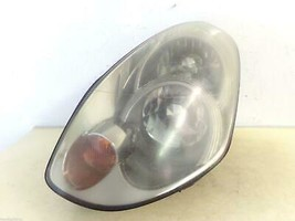 2005 2006 INFINITI G35 SEDAN DRIVER LH XENON HID HEADLIGHT SOLD AS IS OE... - $194.00