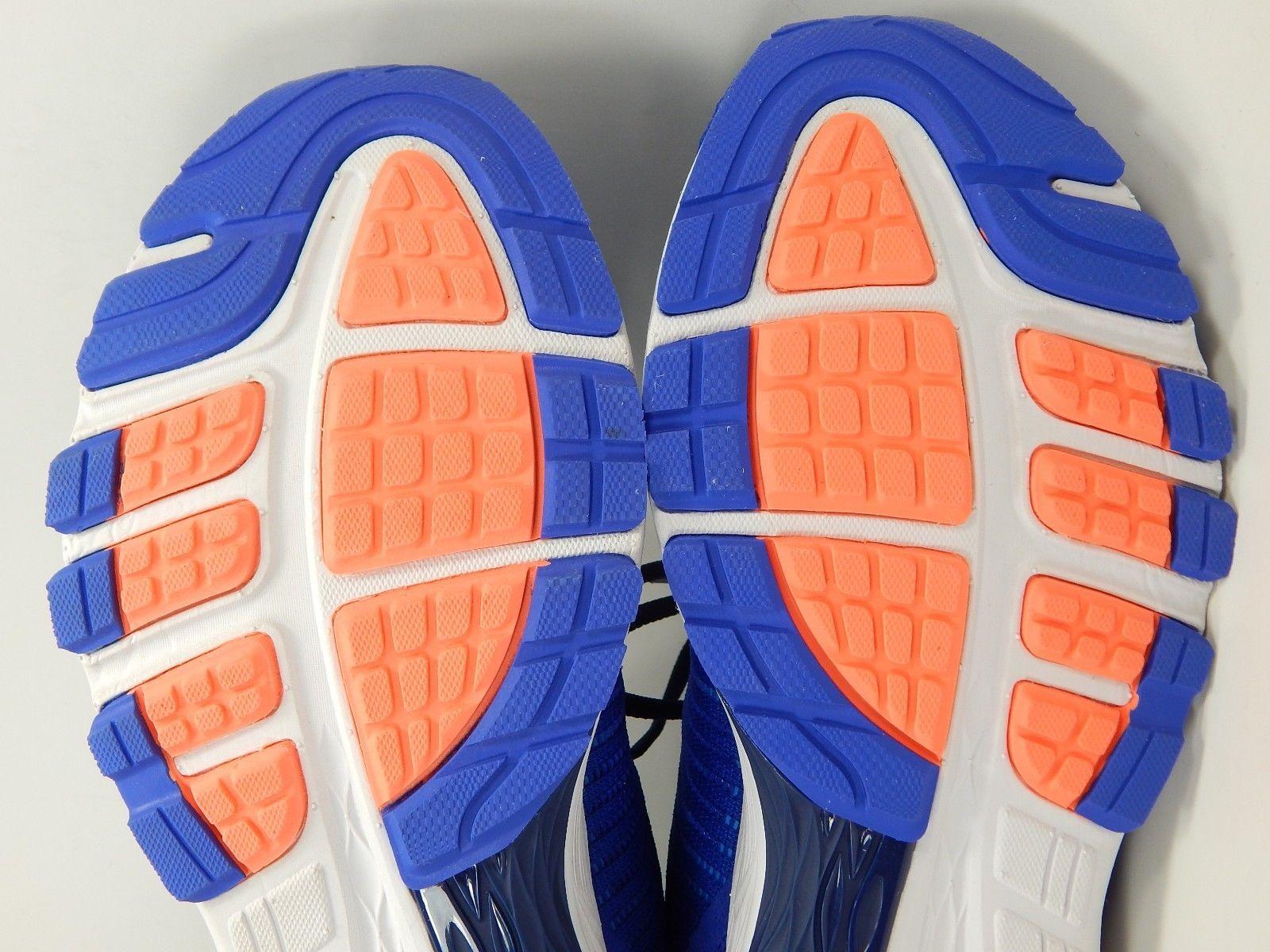 Asics DynaFlyte 2 Size US 8.5 M (B) EU 40 Women's Running Shoes Blue T7D5N