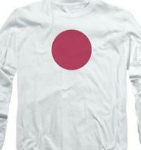 Bloodshot Chest Logo Long Sleeve T Shirt Valiant Comics graphic tee Rai VAL114 image 2