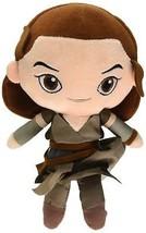 Funko Galactic Plushies: Star Wars Episode VIII The Last Jedi Rey Plush ... - $9.89