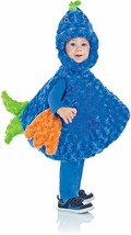Underwraps Belly Babies Big Mouth Fish Kid's Costume Size Large 2T-4T 25810 - $24.99