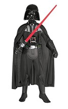 Rubies Star Wars Classic Child's Deluxe Darth Vader Costume and Mask, Me... - £40.19 GBP