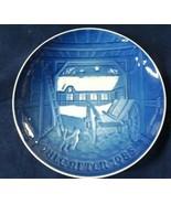 "1985 B&G Bing & Grondahl Christmas Plate "" Christmas Eve at the Farmhouse "" - $15.00"