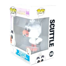 Funko Pop Disney 30 Years The Little Mermaid Scuttle with Fork Vinyl Figure #566 image 2