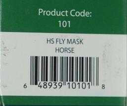 Horse Sense 101 Horse Fly Mask Eye Dart Protection New in Box image 6