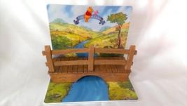 Poohsticks Bridge Display Disney Figurine Display - £17.42 GBP