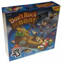 PlayMonster Don't Rock The Boat Game Penguin Balance Family Fun Team Pir... - $19.89