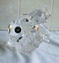 Lenox Classics Crystal Collection Dancer Elephant 2 Tone - $47.52