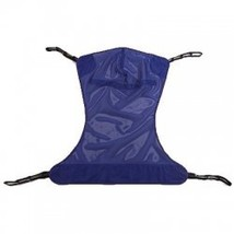 """Invacare Compatible Mesh Sling - Full Body Large 58""""x45"""""""