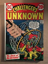 Challengers Of The Unknown #78 DC Comic Book FN+/VF Condition 1973 - $17.09